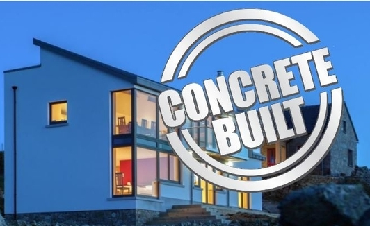 Concrete truly is the structural material of choice when building or buying a new home.